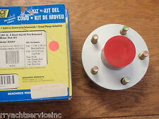 BOAT TRAILER GALVANIZED WHEEL HUB 5 LUG 50-53061 MARINE PARTS AXLE BEARINGS EBAY