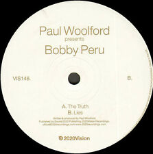 PAUL WOOLFORD - The Truth / Lies, Presents Bobby Peru - 20:20 Vision