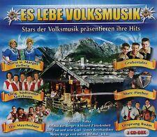 CD-BOX - Es lebe Volksmusik - Stars der Volksmusik präsentieren ihre Hits