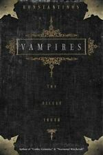 Vampires: The Occult Truth (Llewellyn Truth about)-ExLibrary