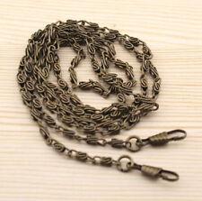 """120CM  / 47.24"""" Bronze Shoulder strap chain For Handbag Purse Shoulder Strap Bag"""