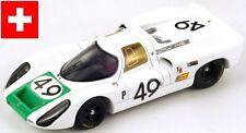 PORSCHE 907 12h Sebring'68 #49, winner H.Hermann, SPARK Model 1:43, S4161