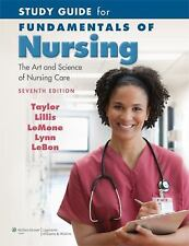 Study Guide for Fundamentals of Nursing : The Art and Science of Nursing Care...