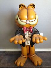 Extremely Rare! Lifesize Garfield Butler Statue - Over 3 ft tall