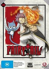 Fairy Tail Collection 16 (Eps 176-187) DVD NEW