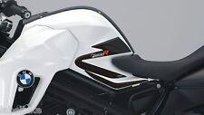 ADHESIVOS resina Gel 3D PROTECCIONES LATERAL compatible F 800 R MOTO BMW F800R
