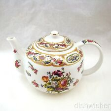 "Andrea by Sadek COLLECTION SEVRES Purple Teapot 9 1/4"" x 6 1/4"" CHIP"