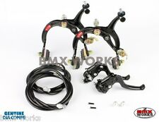 Dia-Compe MX1000 - MX122 Black Brake Set - Old Vintage School BMX