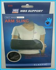 New Pouch Arm Sling One Size With Padded Shoulder Strap Retail pack