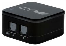CYP AU-D12 2-Way Digital Optical Audio Splitter