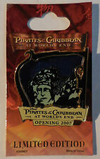 Disney Pin Pirates of the Caribbean At World's End Countdown #5 Boot Strap Bill