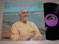 GINO BECHI SHOW - LP 33 GIRI ORIGINALE 1961 IN OTTIMO STATO