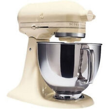 KitchenAid Stand Mixer tilt 5-Quart ksm150psac Artisan Almond Cream Brand New