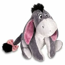 "NEW Disney Winnie the Pooh EEYORE Plush Stuffed Animal Toy Doll 12"" Seated NWT"