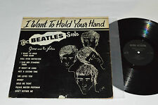 GENE AND THE NOTES Play Songs of Beatles I Want to Hold Your Hand LP Globe 1964