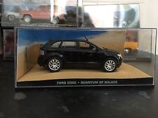 James Bond Car Collection 91 Ford Edge 1/43 Mint