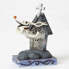 Disney Traditions Jim Shore Nightmare Before Christmas Zero Dog House Figurine