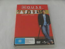 HOUSE M.D. SEASON THREE 3 DVD *GREAT PRICE*