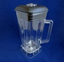 Complete 64oz Jar Set with Blade,Lid,Center Fill & Nut, Fits Vitamix Blenders