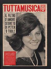 TUTTAMUSICA 36/1964 CELENTANO MORI PETER O'TOOLE MIRELLA FRENI TRINI LOPEZ SORDI
