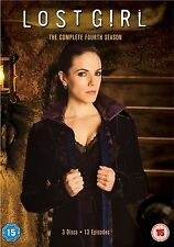 LOST GIRL COMPLETE SERIES 4 DVD BOX SET Season Brand New All Episodes Sealed