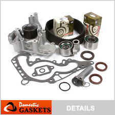 90-97 Lexus LS400 SC400 4.0L DOHC Timing Belt Water Pump Tensioner Kit 1UZFE