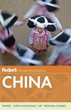 Fodor's China (Full-color Travel Guide)-ExLibrary