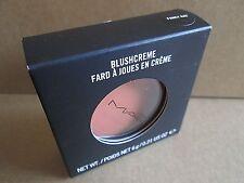 MAC FANCY RAY BLUSHCREME DISCONTINUED NEW IN BOX VERY RARE BLUSH CREME CREAM