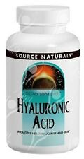 Source Naturals, Hyaluronic Acid with Biocell Collagen Type 2, 100mg x30tabs