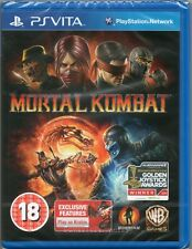 MORTAL KOMBAT JUEGO PS Vita Sony Playstation (combat) ~ NEW / SEALED