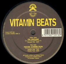 VITAMIN BEATS - On Ground, House Connection - Metropol e