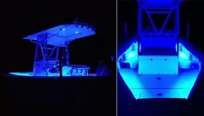 Ocean Blue LED's - - pontoon & pleasure boat lighting kit - - 12vDC boat part