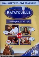Ratatouille Cooking Fun for All Ages (Disney DVD) Provided by Food Network!