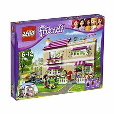 LEGO 3315 Friends Olivia's House - brand new and sealed