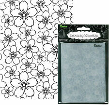 Embossing Folder CHERRY BLOSSOM 1218-67 DARICE All Occasion,Flowers,wedding
