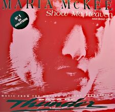 MARIA MCKEE show me heaven HANS ZIMMER car building BO DAYS OF THUNDER MAXI  EX+