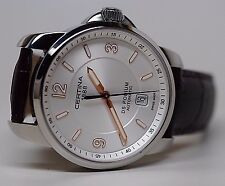 CERTINA DS PODIUM MEN'S AUTOMATIC WATCH #C001-407-16-037-01 NEW IN BOX FREE SHIP
