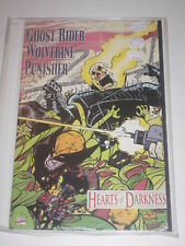 Ghost Rider Wolverine Punisher Hearts of Darkness TPB GN 1991 1st Print Mackie