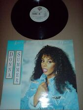 DONNA SUMMER - 12 INCH - LOVE'S ABOUT TO CHANGE MY HEART