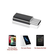 USB 3.1 Type C Connector to Micro USB 2.0 Data Adapter Converter for OnePlus