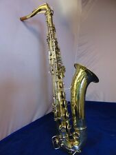 CONN 16M USA SHOOTING STAR TENOR SAXOPHONE, BEAUTIFULLY RESTORED!