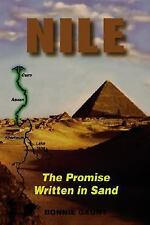 New, Nile: The Promise Written in Sand, Bonnie Gaunt, Book