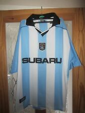 Coventry City FC  Home 2000 - 2001 (Size 42 44 ) Shirt Jersey Football Club Top