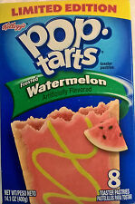 *LIMITED EDITION* Frosted Watermelon Pop Tarts toaster pastries Kellogg's USA 8