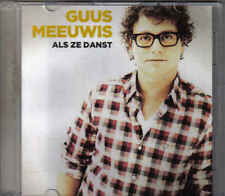 Guus Meeuwis-Als Ze Danst Promo cd single