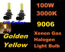 Golden Yellow Xenon 100w Lexus 01 02 IS300/00 99 RX300 Fog Light 9006/HB4