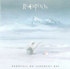 REDEMPTION Snowfall on Judgment Day CD