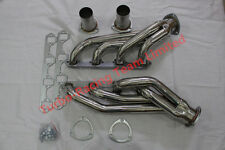 exhaust header for 63-77 MUSTANG/COUGAR V8 260-302 5.0 STAINLESS STEEL MANIFOLD