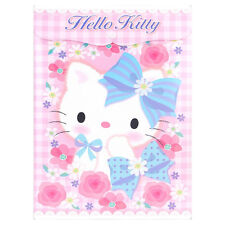 2016 Sanrio Hello Kitty A4 File folder Document Bag ~ NEW