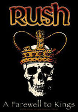 Rush - A Farewell To Kings - Sticker